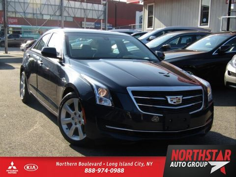 Pre-Owned 2016 Cadillac ATS 2.0L Turbo Standard