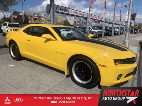 Pre-Owned 2013 Chevrolet Camaro
