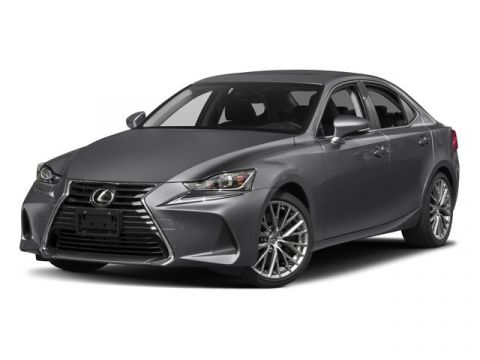 2017 Lexus IS IS 300
