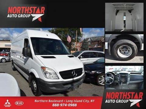 2010 Mercedes-Benz Sprinter Van